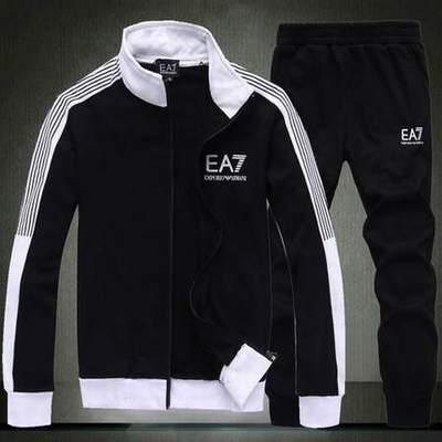 Jogging Suit Tn Homme Giorgio Armani Ea7 survetement survetement SOAwgq 3415bfd3ca7